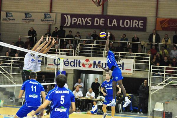 Avec 41 points, Lionel Coloras a survolé la partie hier face à Martigues (Archives Jan Brouwer).