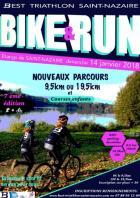 7e Edition du Run & Bike des étangs de St-Nazaire