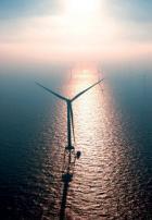 Eolien Offshore�: Premi�re commerciale pour la turbine Haliade construite � Montoir de Bretagne (44)