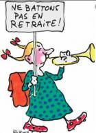 F.S.U. section locale Saint-Nazaire réunion sur les retraites