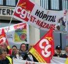 Fermeture de lits à l'hôpital de Saint-Nazaire pendant la période estivale