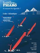 La 52e Solitaire du Figaro prendra le large de Saint-Nazaire