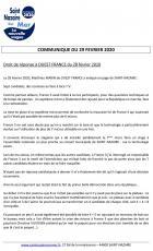 Municipales Saint-Nazaire : la polémique enfle entre Denis Lambert  et FR3