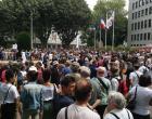 Pass sanitaire :la mobilisation en augmentation à Saint-Nazaire