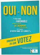 Projet d�a�roport � Notre-Dame-des-Landes  Consultation des �lecteurs de la Loire-Atlantique