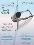 Saint-Nazaire: 8ème édition des Rencontres de danse aérienne