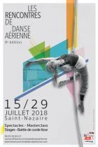 Saint-Nazaire: 9ème édition des Rencontres de Danse Aérienne