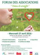 Saint-Nazaire: Forum «Cœur et souffle»