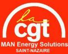 Saint-Nazaire: la CGT condamne vigoureusement le plan de restructuration chez MAN