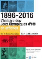 Saint-Nazaire : La Cit� sanitaire pr�sente une exposition sur les Jeux Olympiques