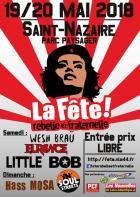 Saint-Nazaire: La fête des Nouvelles aura lieu le week-end de Pentecôte