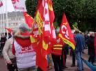 Saint-Nazaire: les fonctionnaires étaient dans la rue