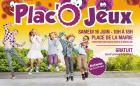 Saint-Nazaire: Plac'o Jeux une animation pour les enfants
