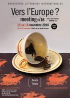 Saint-Nazaire : Rencontres littéraires «Vers l'Europe ?»