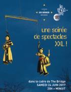 Saint-Nazaire The Bridge : Un spectacle de taille XXL
