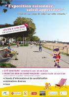 Saint-Nazaire: Une action de sensibilisation et de prévention du mélanome