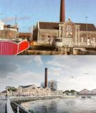 Saint-Nazaire: une pétition pour stopper le projet hôtelier de l'usine élévatoire