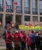 Saint-Nazaire loi travail : Les manifestants envahissent la mairie