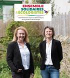 Saint-Nazaire municipales :Pascale Hameau et GaëlleBénizé-Thualréalisent l'union pourgagner