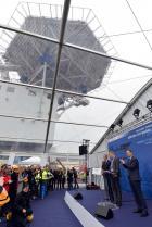 STX France : La sous-station électrique ARKONA va partir pour la mer Baltique