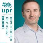 Tony Moulis candidat de l'UPR  dans la 8ème circonscription Saint-Nazaire Savenay Montoir de Bretagne