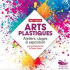 Trignac : Inscriptionsaux ateliers d'arts plastiques 2017-18 Centre Culturel Lucie-Aubrac