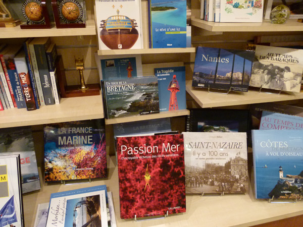 Pas besoin d 39 tre marin pour faire du shopping au comptoir de la mer saint nazaire - Le comptoir des grandes marques ...