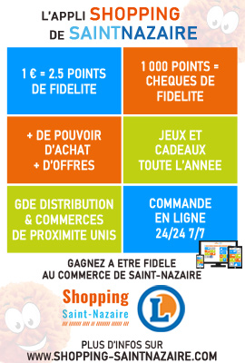 Shopping Saint-Nazaire
