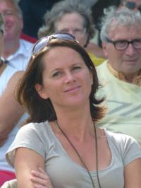 Johanna Rolland maire de Nantes