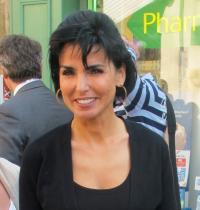 Rachida Dati en visite en Loire-Atlantique