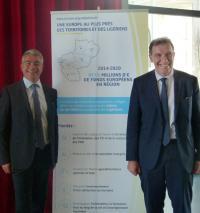 David Samzun, Jean-Pierre Le Scornet