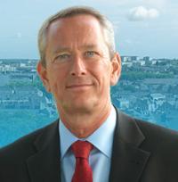 Paul Jeanneteau (LR), maire de Champigné conduira la liste du Maine-et-Loire