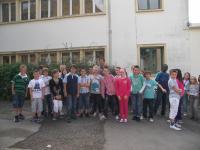 A l'école Michelet (Saint-Nazaire), les élèves de CM2 font partie des rares à avoir une classe simple.