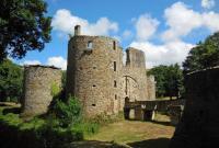 Château de Ranrouët à Herbignac