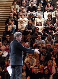 Jean-Luc Mélenchon Brest