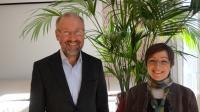 Yannick Haury et Angélique Thuiller