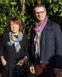 Anne Boyé et Nicolas Brault-Halgand