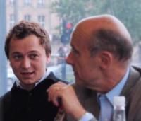 Maël de Calan, Alain Juppé