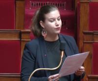 Mathilde Panot insultée par un député LREM de Vendée