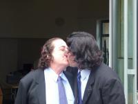 Virgil et Loïc se sont mariés ce vendredi au Croisic dans le calme