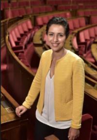 Sarah El Haïry députée