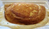 La très baveuse omelette de la mère Poulard