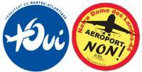 Oui ou Non à l'aéroport Notre-Dame-des-Landes