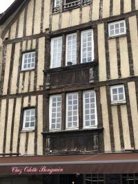 Chez Odette Bongrain