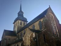 L'église romane du XIIe