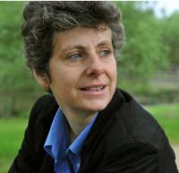 Corinne Bouchoux, sénatrice écologiste de Maine-et-Loire.