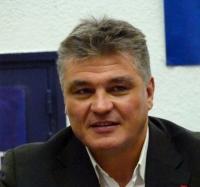 David Douillet en réunion à Guérande
