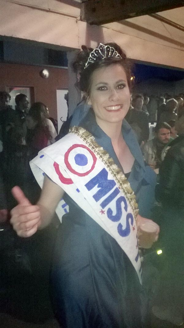 Miss Trouc 2015