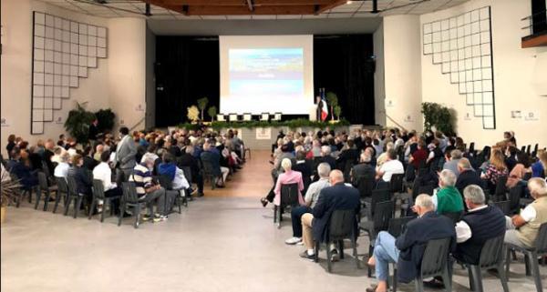 300 personnes aux universités d'été LR à La Baule