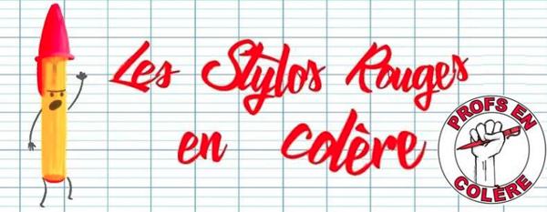 Les Stylos Rouges